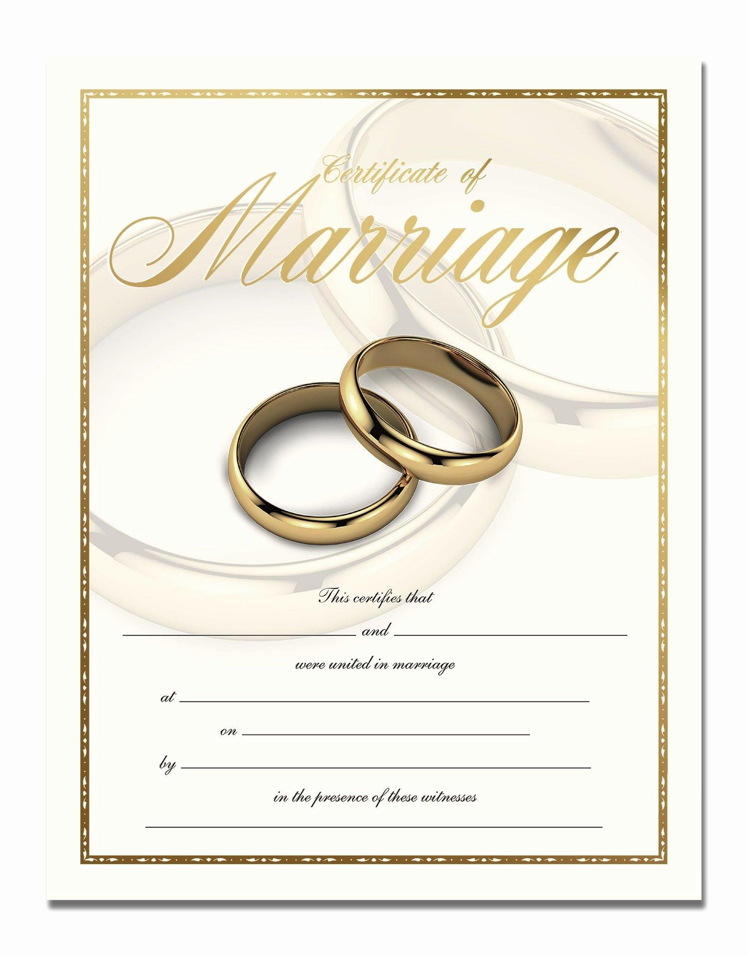 Marriage Covenant Certificate Template Beautiful Premium Certificate Of Marriage In 2019