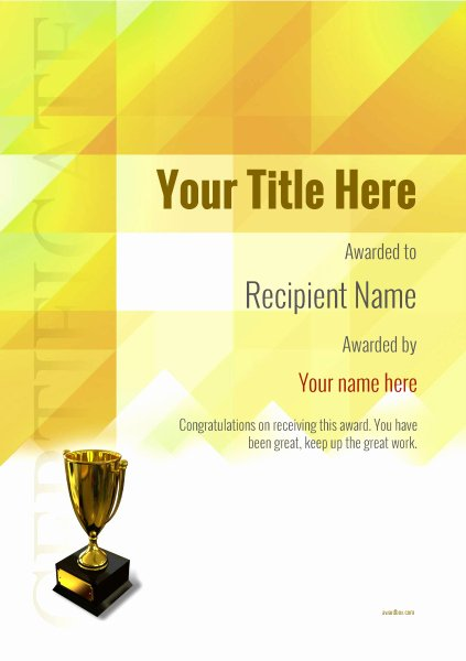 Martial Arts Certificate Creator Program Unique Free Martial Arts Certificate Templates Add Printable