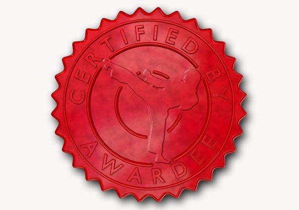 Martial Arts Certificate Template Inspirational Free Martial Arts Certificate Templates Add Printable