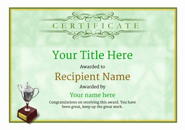 Martial Arts Certificate Template Lovely Free Martial Arts Certificate Templates Add Printable