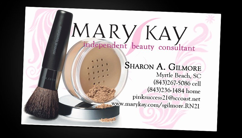 Mary Kay Gift Certificate Template Free Download Awesome 23 Of Mary Kay Portfolio Template