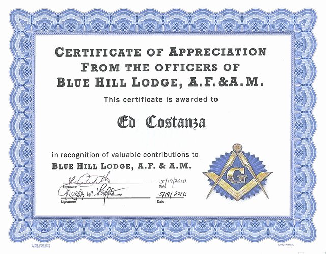 Masonic Certificate Of Appreciation Template Fresh Index Of Cdn 10 1994 706