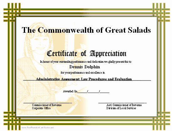Masonic Certificate Of Appreciation Template Fresh Meredithlett Sample Certificate Good Moral Character