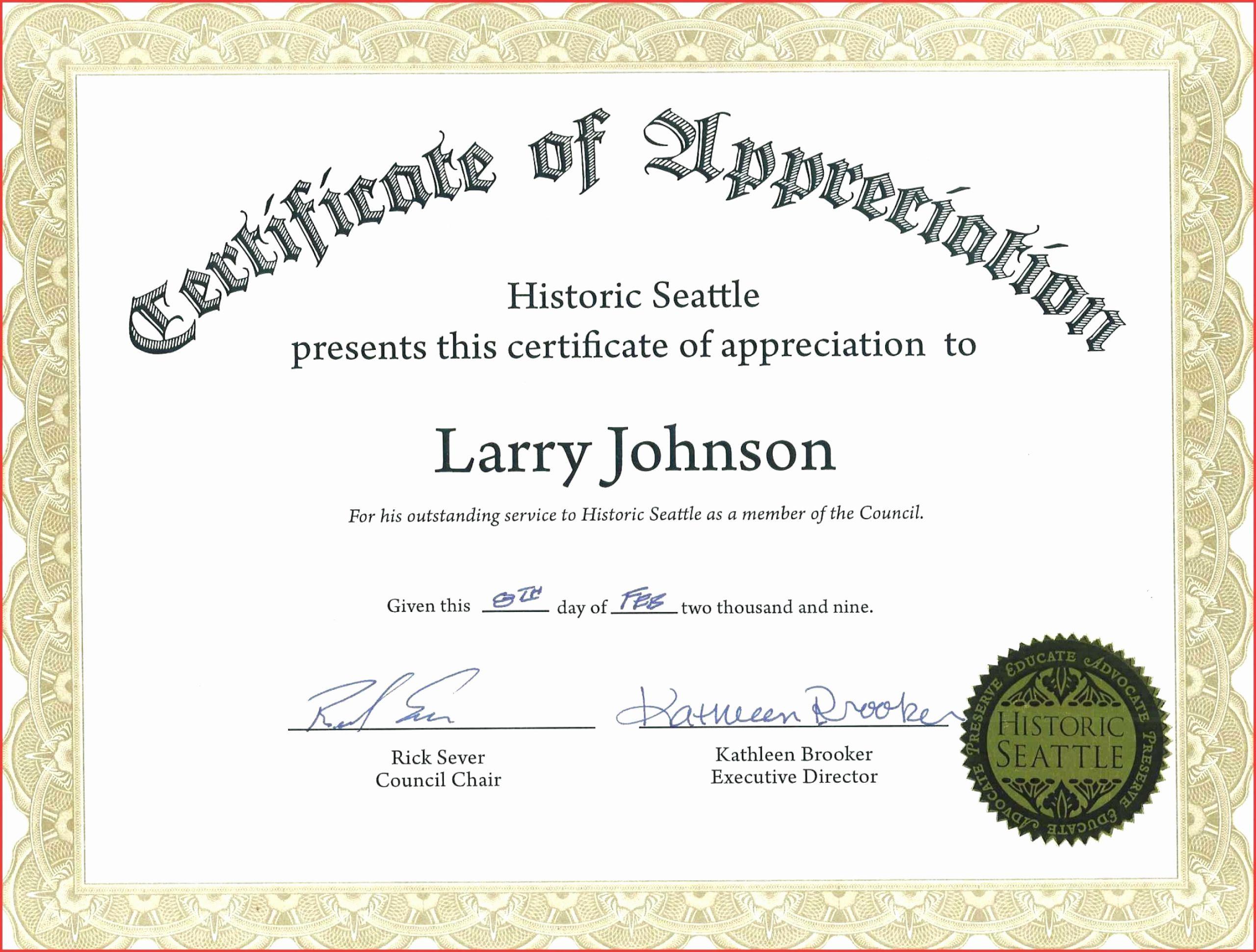 Masonic Certificate Of Appreciation Template Lovely Certificate Templates Appreciation Certificate Template