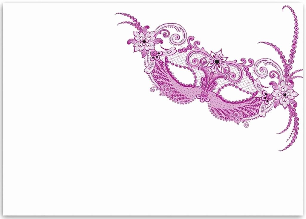 Masquerade Invitations Templates Free Awesome Free Printable Masquerade Party Invitation