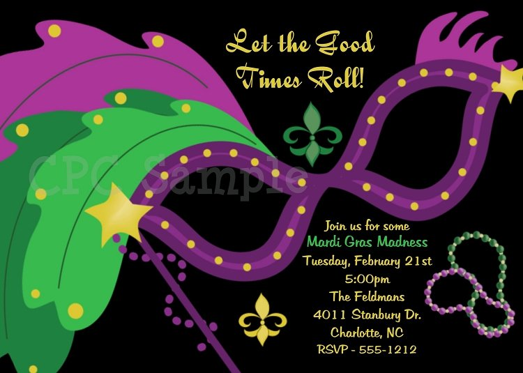 Masquerade Invitations Templates Free Awesome Masquerade Party Invitations