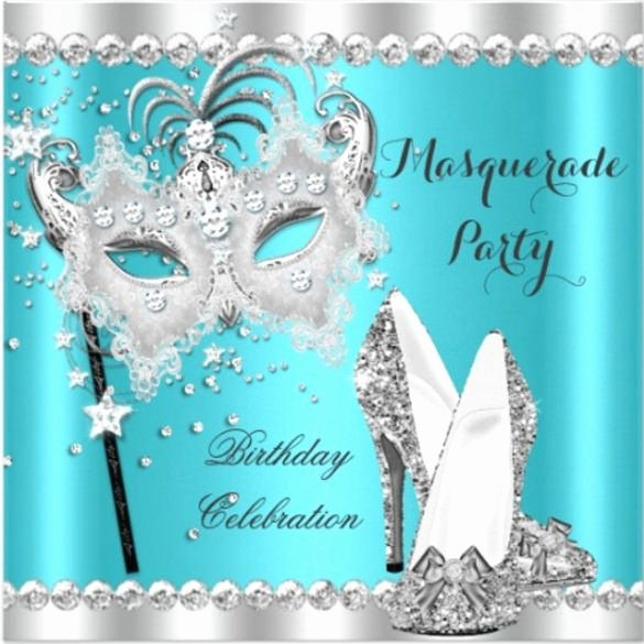 Masquerade Invitations Templates Free Luxury 67 Best Adult Birthday Party Images On Pinterest