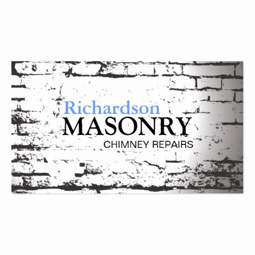 Master Mason Certificate Template New Create Your Own Mason Business Cards