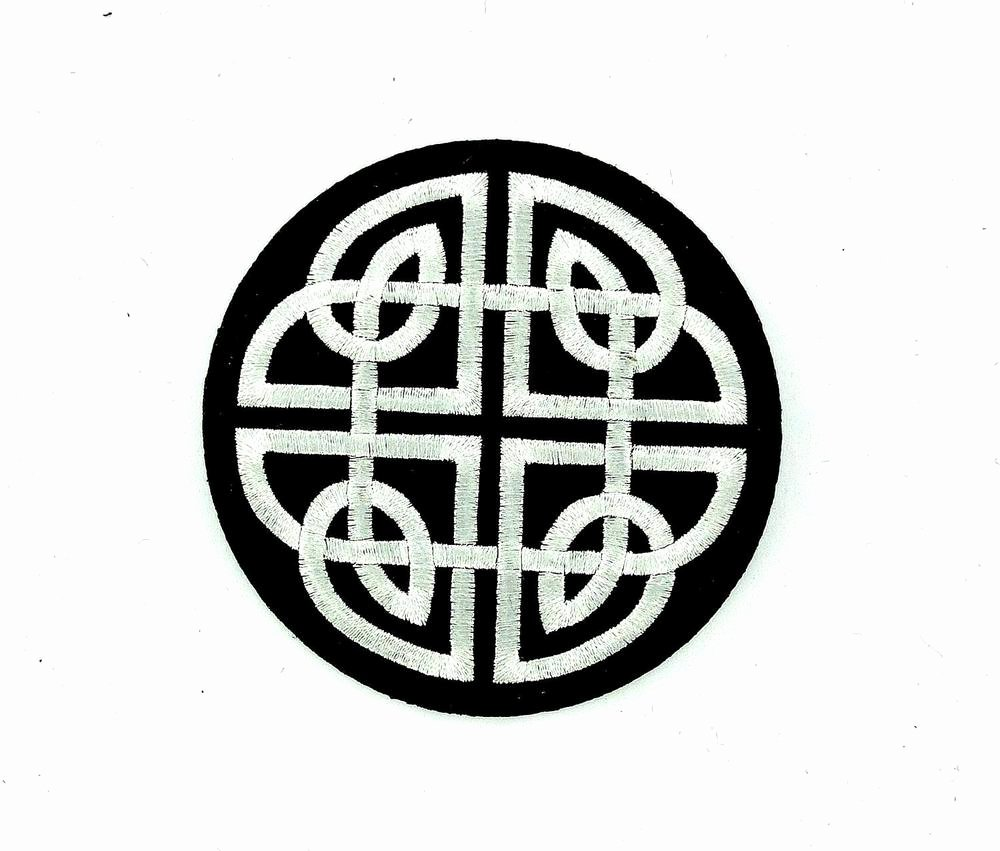 Mc Patch Template Elegant Patch Patches Embroidered Biker Motorcycle Celtic Cross