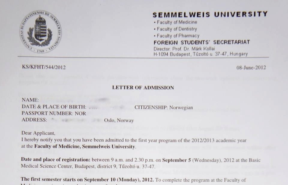 Medical School Acceptance Letter Sample Lovely Acceptance Letters