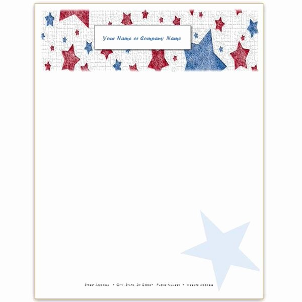 Memorial Day Closed Sign Template Awesome 10 Patriotic Templates for Ms Word Perfect for July 4th