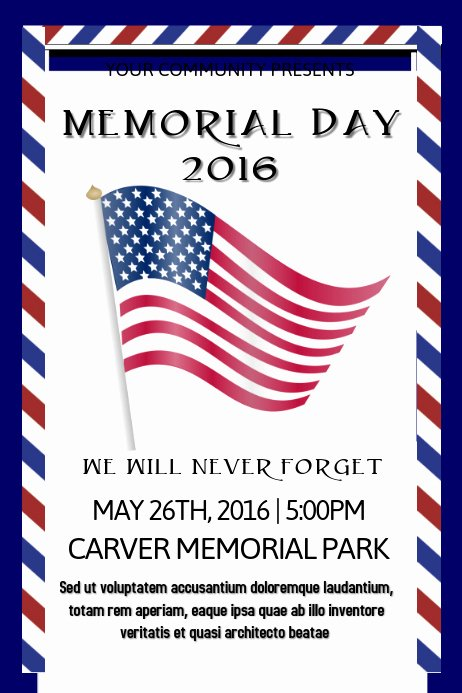 Memorial Day Closed Sign Template Beautiful Copy Of Memorial Day