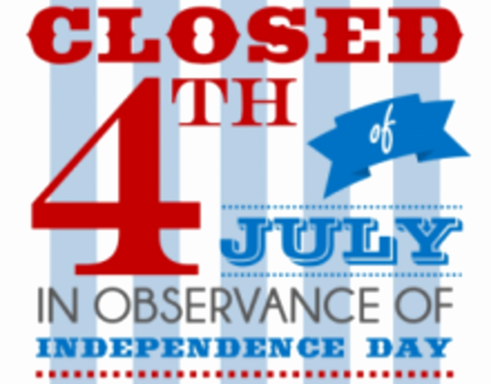 Memorial Day Closed Sign Template Fresh Cityofjaspermn