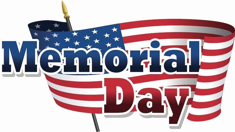 Memorial Day Closed Sign Template Inspirational Happy Memorial Day 7 Images Quotes Wishes Clipart Coloring