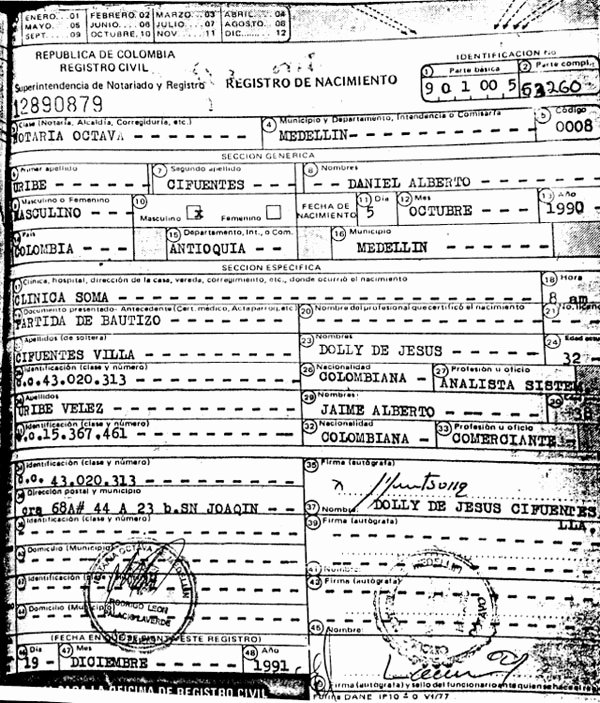 Mexican Marriage Certificate Template Best Of the Women Of organized Crime and the Mexican Drug Cartels