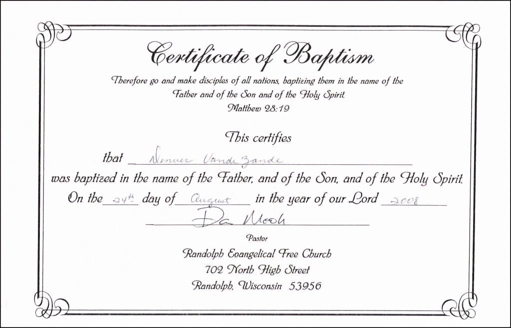 Ministerial License Certificate Template Lovely 30 Deacon ordination Certificate Template
