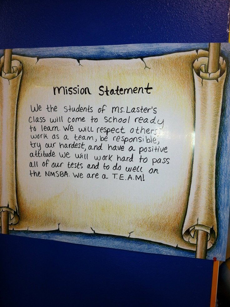 Mission Statement Examples for Students Luxury 24 Best Images About Seven Habits Class Mission Statement