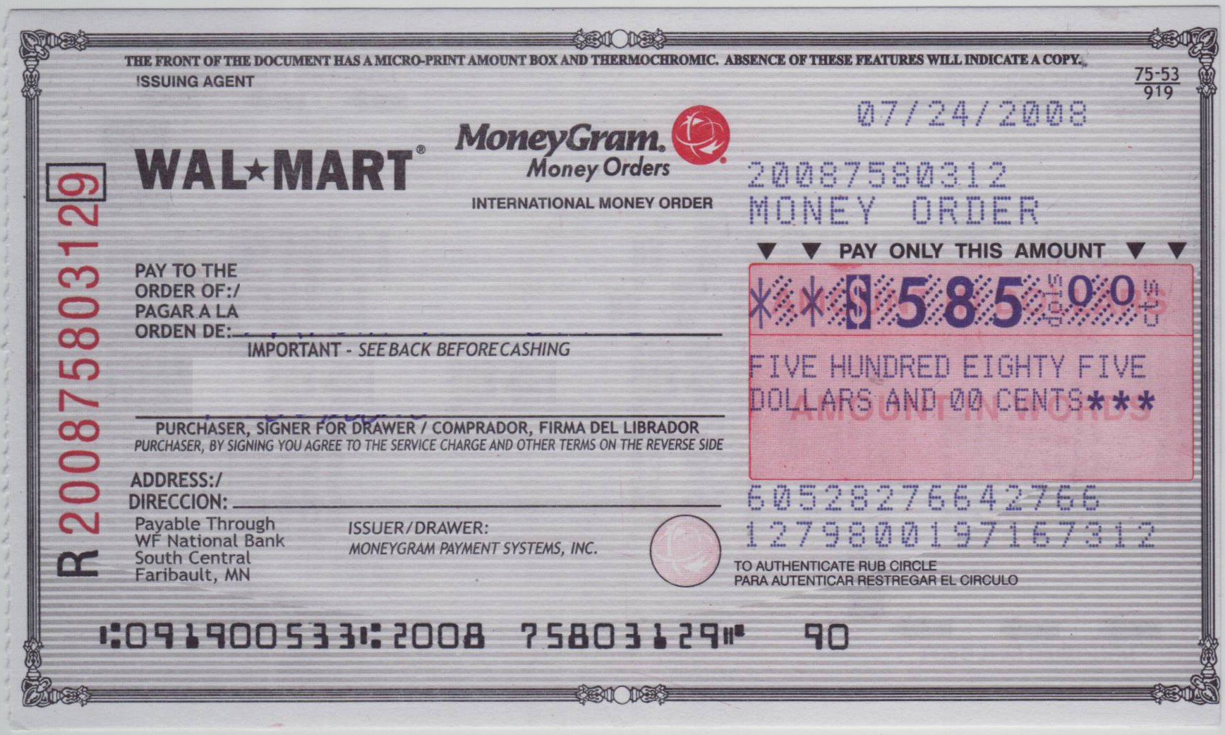 Moneygram Receipt Template Luxury is Moneygram A Good Investment for Ant or You Market