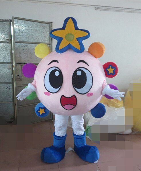 Most Customizable Dress Up Game Beautiful Mascot Game Ball Mascot Costume Custom Fancy Dress Cosplay