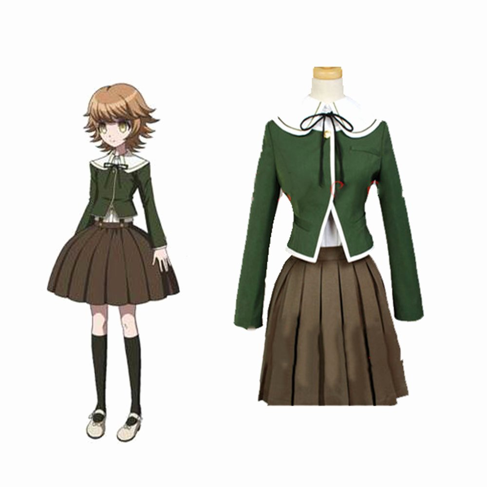 Most Customizable Dress Up Game Fresh Cosplaylegend Game Danganronpa Fujisaki Chihiro Cosplay