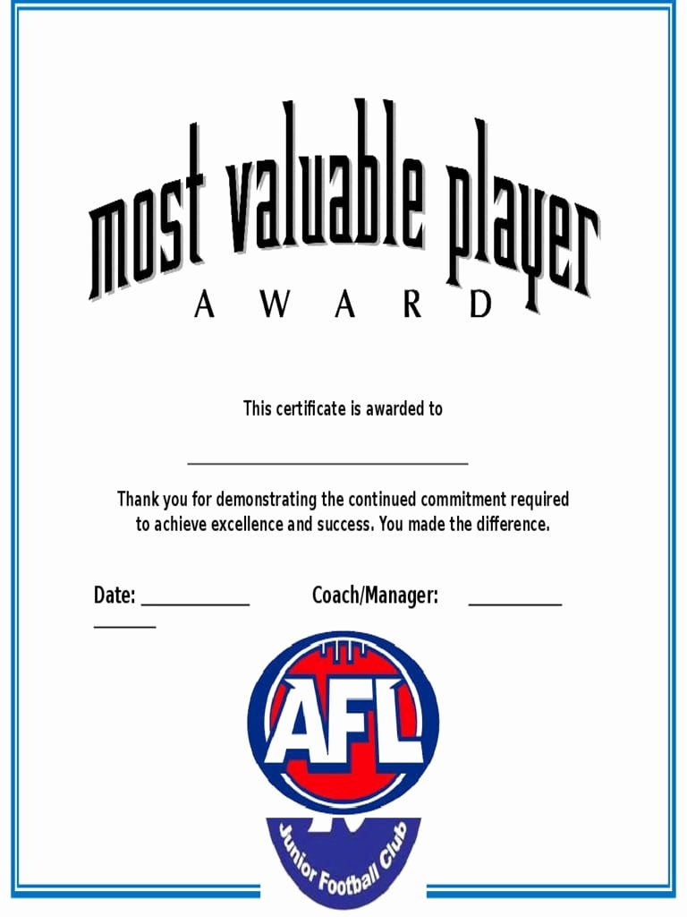 Most Improved Award Wording New 12 Basketball Awards Certificates Pdf