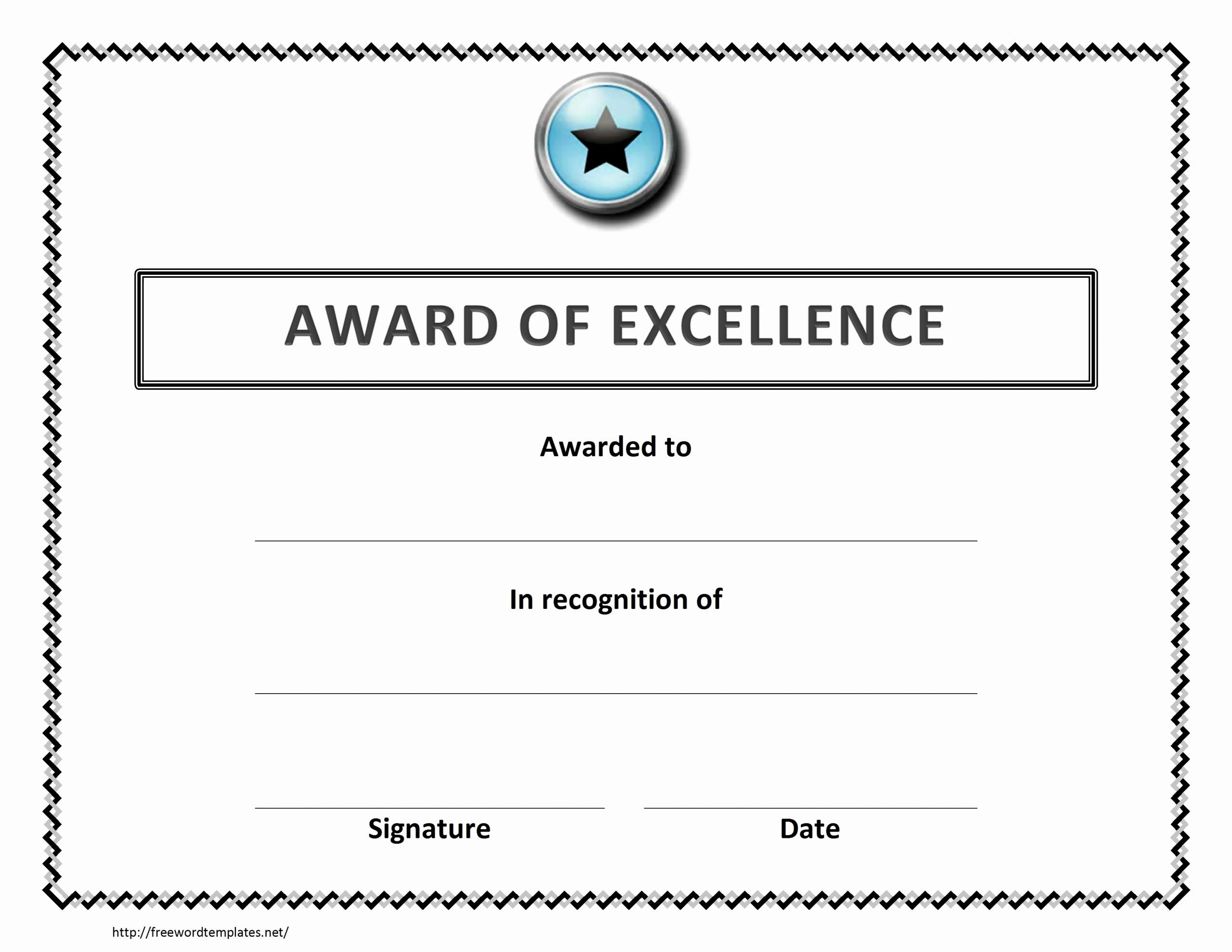 Most Improved Certificate Template Free Lovely Most Improved Certificate Template Free