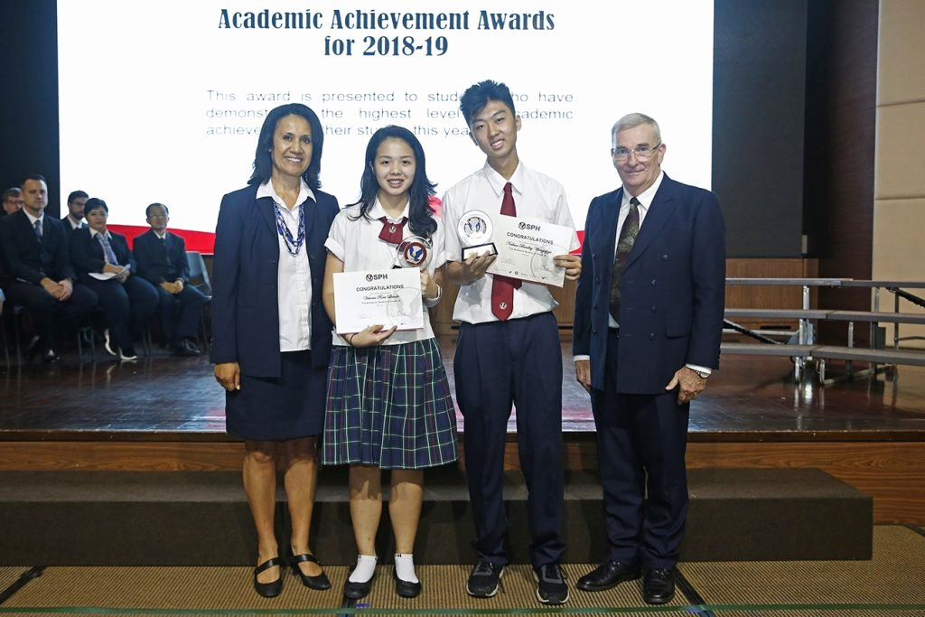 Most Improved Student Award Speech Awesome Sph Lippo Village Awards 2018 2019 What S New Jakarta