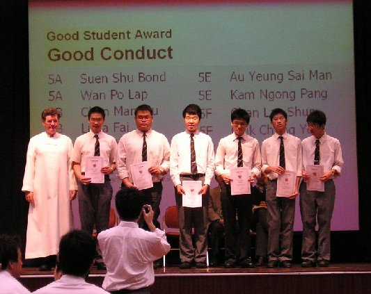 Most Improved Student Award Speech Best Of form 5 Graduation assembly
