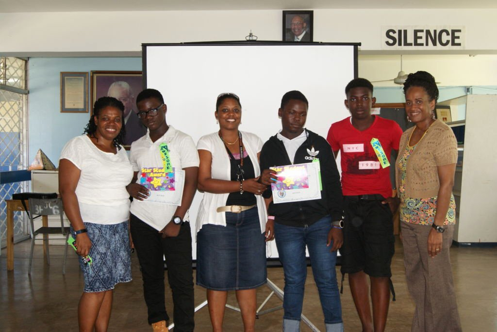 Most Improved Student Award Speech Elegant In It to Win It – Jamaica College