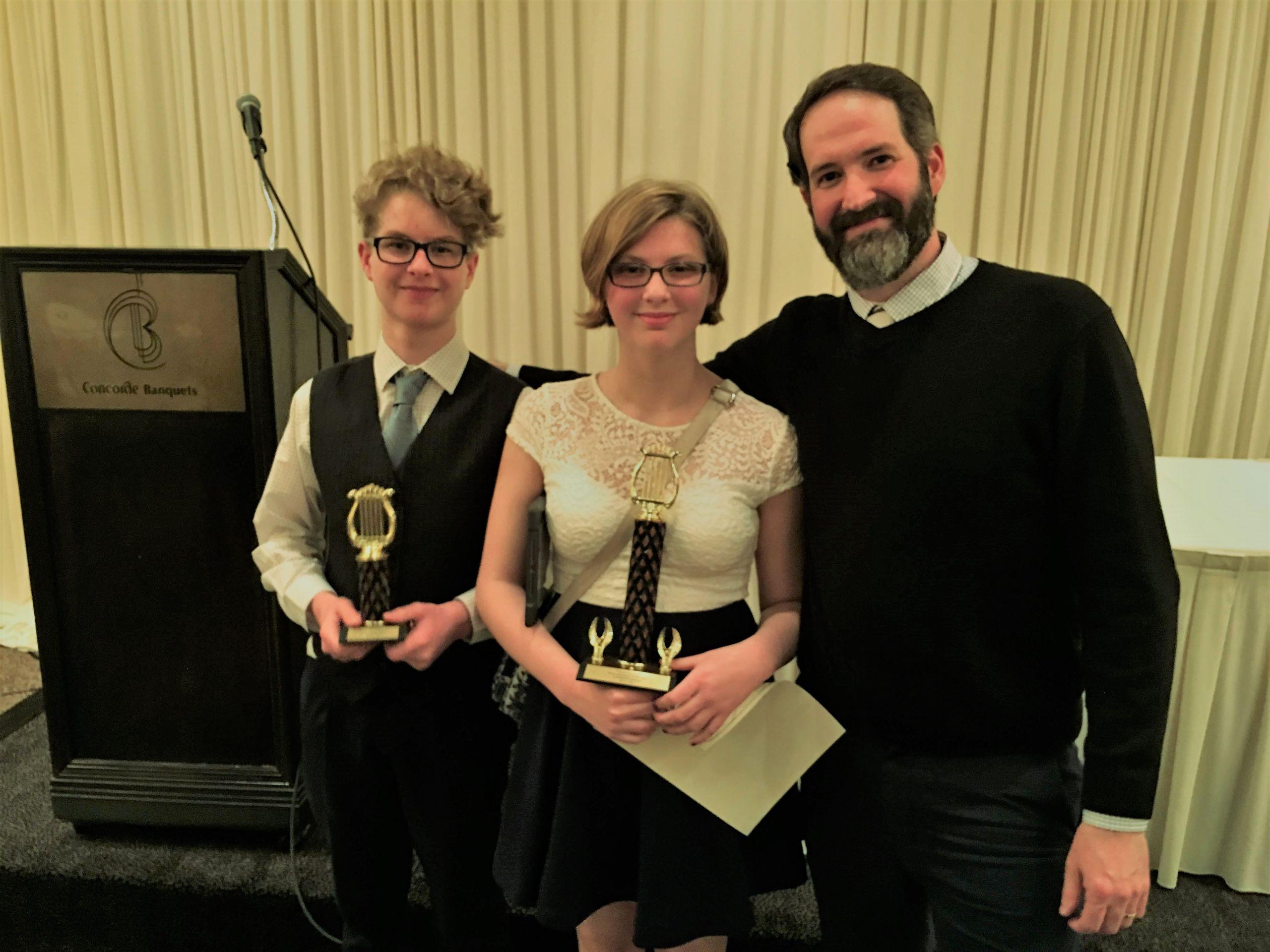 Most Improved Student Award Speech Fresh orchestra Celebrates with Awards Banquet 2018 – Lzork