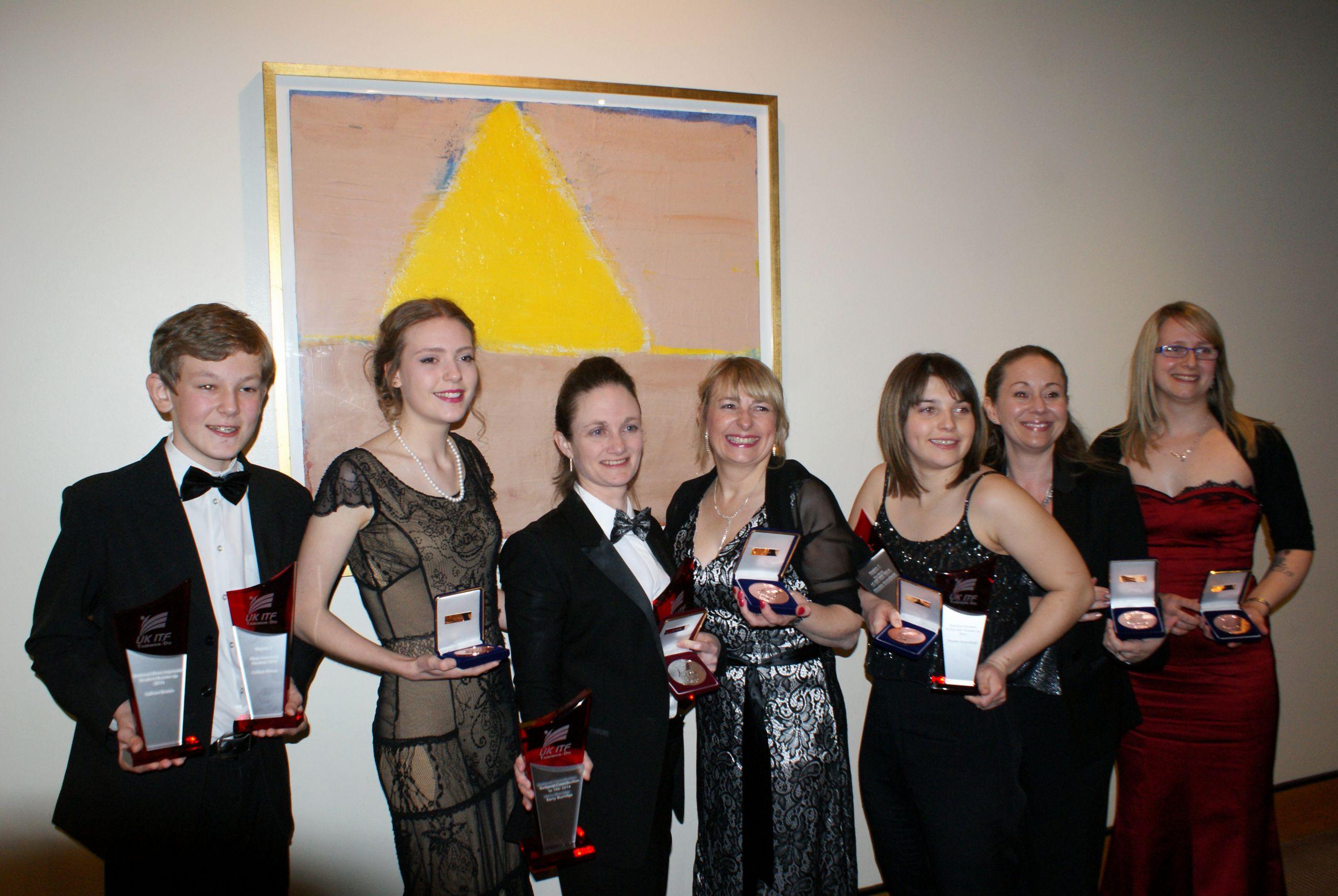Most Improved Student Award Speech Inspirational Uk Training Day & Awards evening