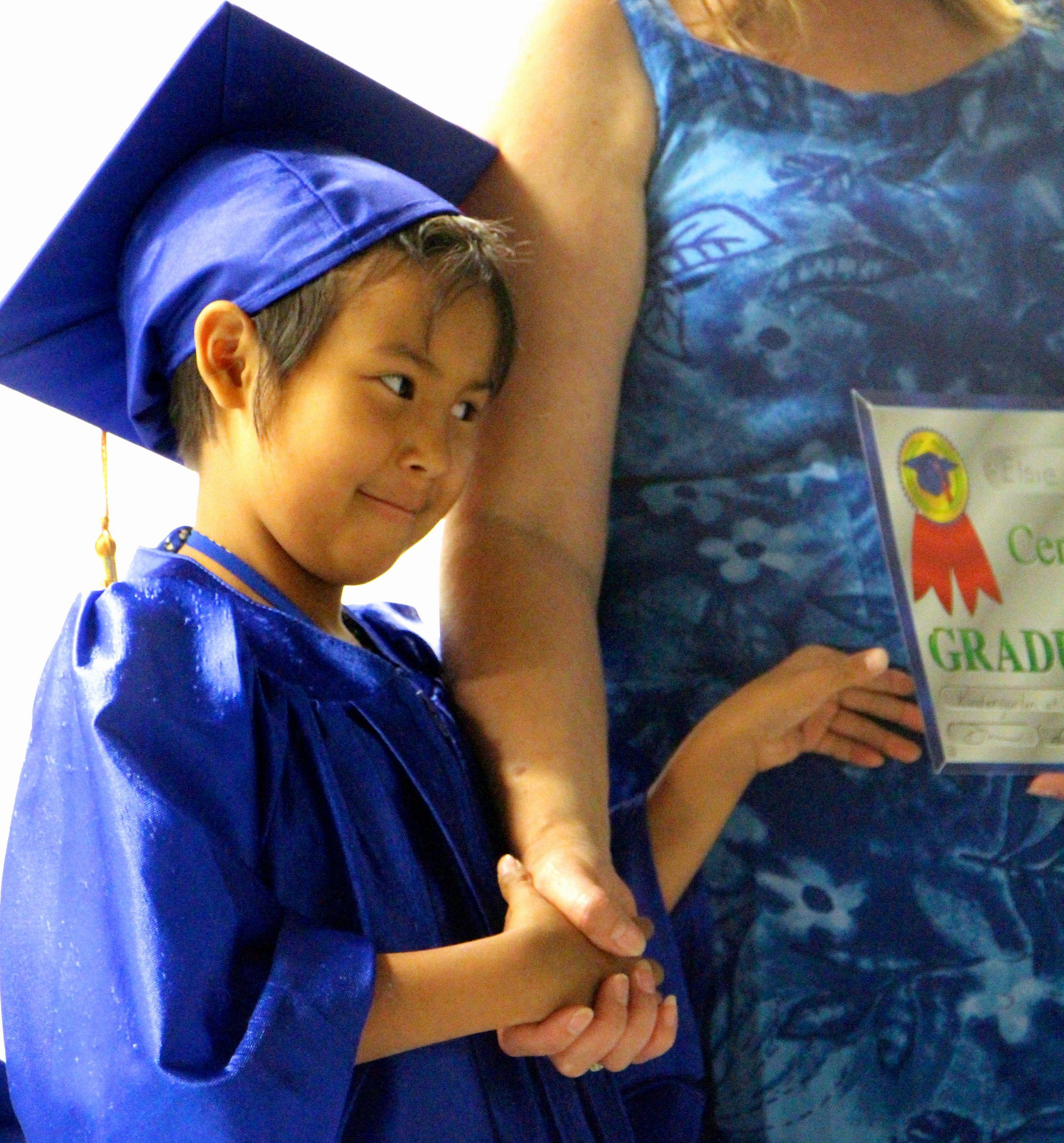 Most Improved Student Award Speech New Spotlight Indian Springs School Graduation