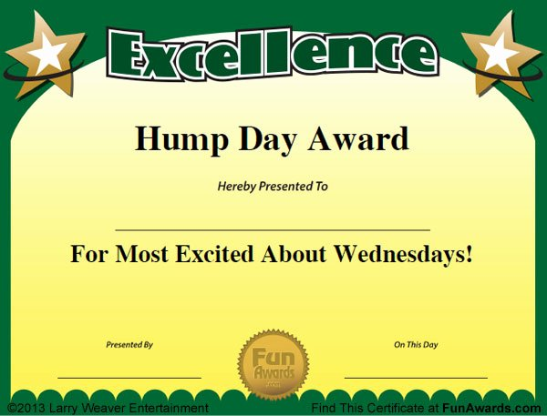 Most Likely to Award Template Unique Funny Award Ideas Funny Superlatives Award Ideas and