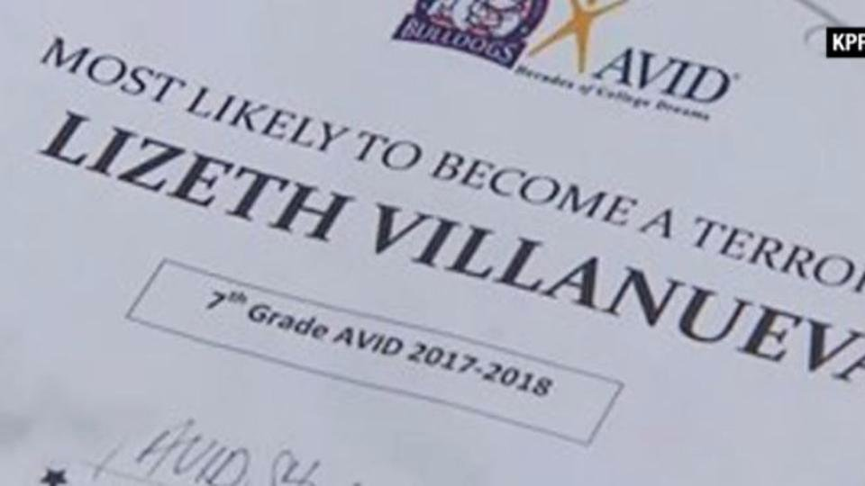Most Likely to Certificate Elegant Texas School In Hot Water Over 'most Likely to Be E