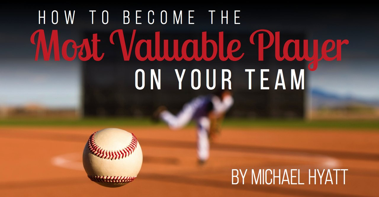 Most Valuable Player Certificate Elegant How to Be E the Most Valuable Player On Your Team