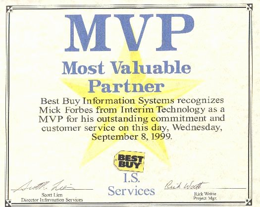 Most Valuable Player Certificates Best Of Certificates Page