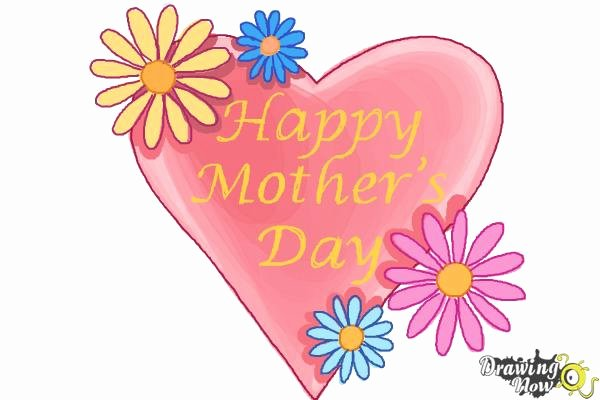Mother's Day Certificates to Print Best Of How to Draw A Mother S Day Card