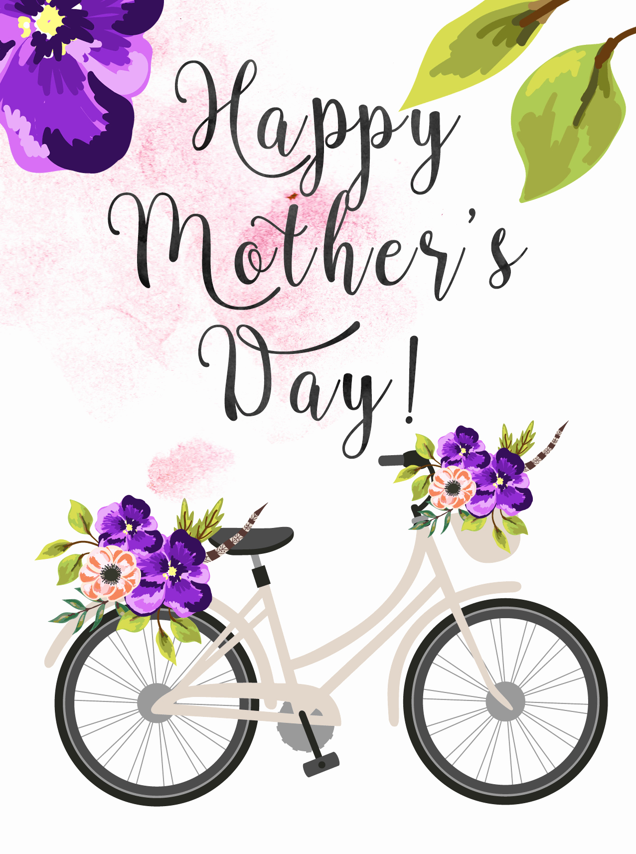 Mother's Day Certificates to Print Lovely Free Printable Mother S Day Cards