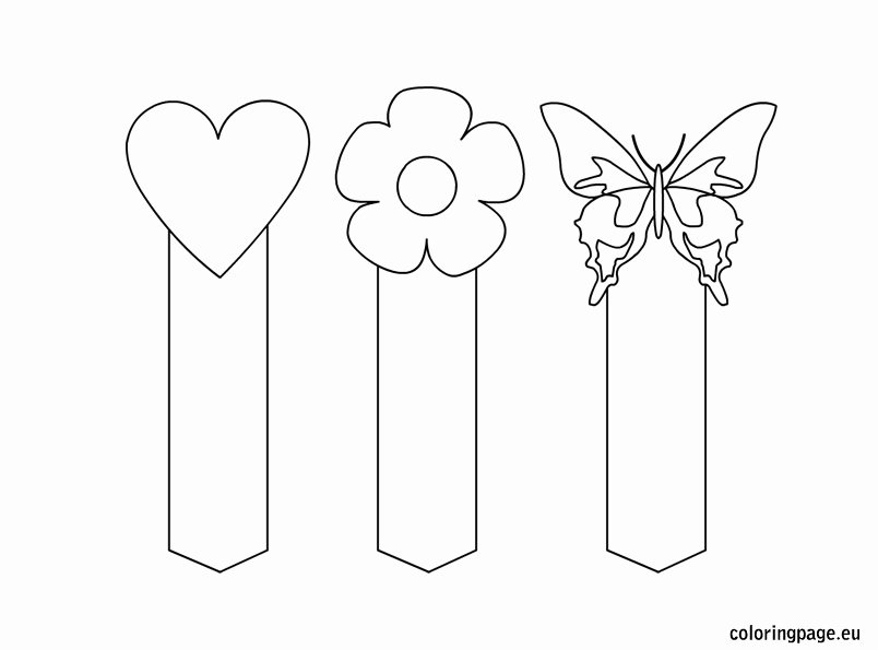 Mother's Day Certificates to Print Luxury Mothers Day Bookmarks Coloring Page Anneler Gn Mother