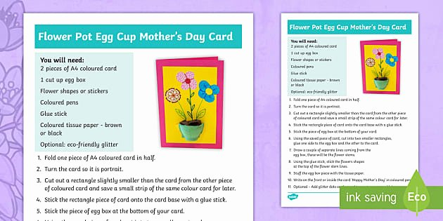 Mother's Day Writing Template Lovely Make Mother S Day Stick Another Crafty Idea From Twinkl