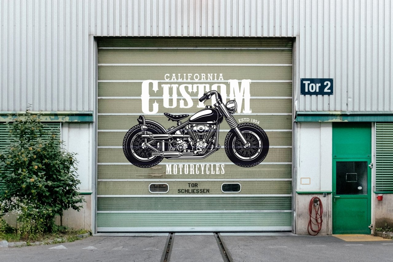 Motorcycle Club Patch Template Photoshop Beautiful Motorcycle Templates Vector Design Dgimstudio