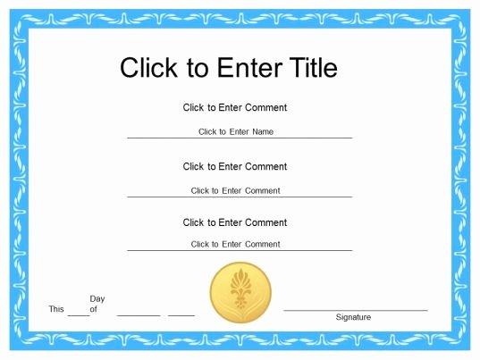 Ms Powerpoint Certificate Template Elegant Student Diploma Diploma Certificate Template Of