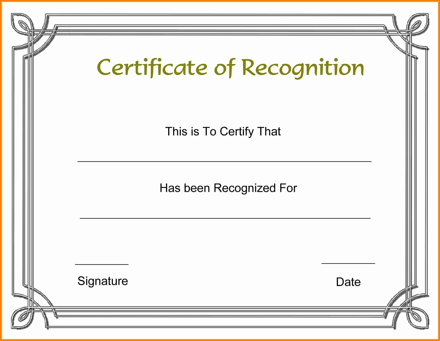 Music Award Certificate Template Fresh Award Template