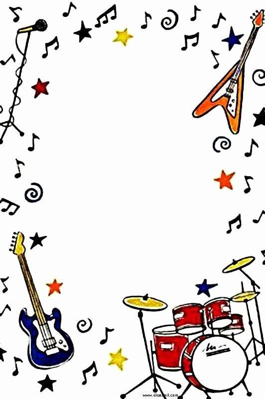 Music Borders for Word Beautiful Pin by Ximena Silva 🎼 On Wallpaper Music
