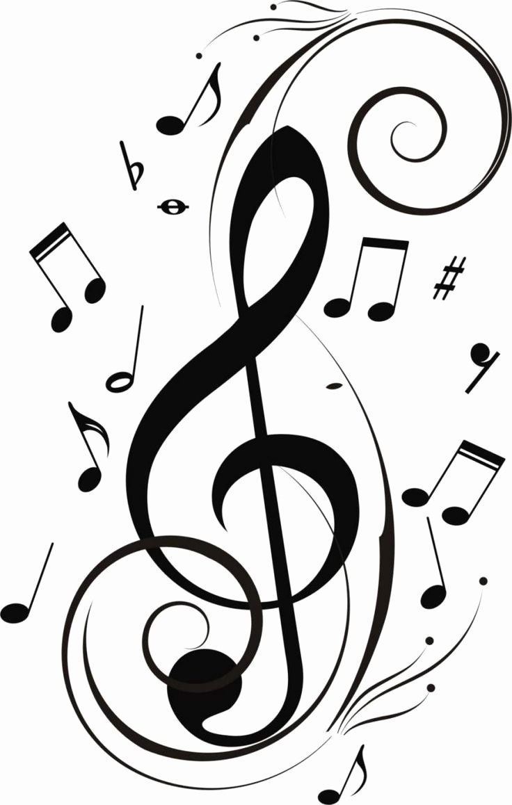 Music Borders for Word Best Of Music Note Border for Microsoft Word
