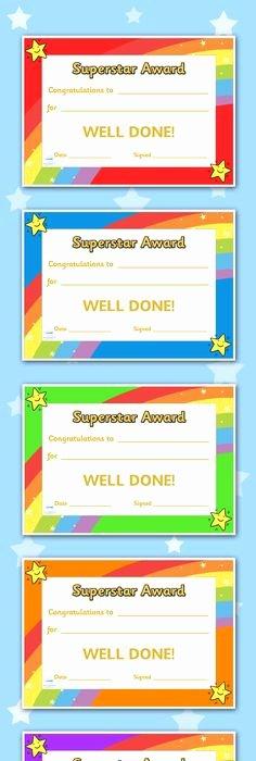 My Hero Award Template Elegant Free Printable Superhero Templates
