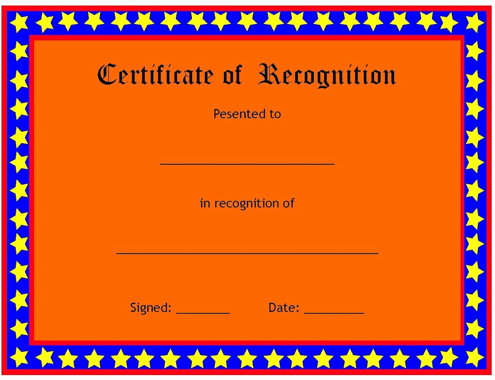 Name A Star Certificate Template Free Best Of A Collection Of Free Certificate Borders and Templates