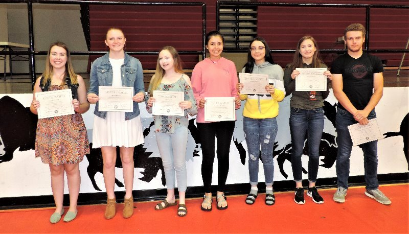 National Junior Honor society Certificate Template Inspirational Geary Schools Students Named to National Honor society