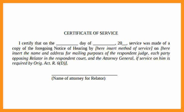 National Junior Honor society Certificate Template Inspirational Work Experience Letter Experience Certificate format In