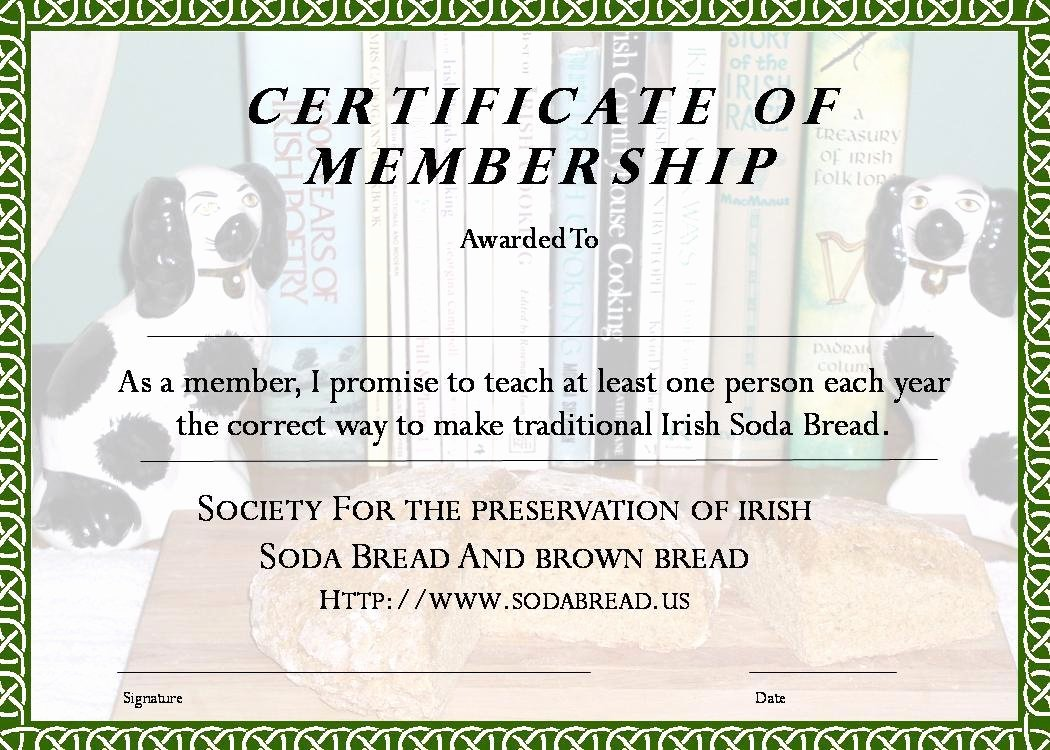 New Member Certificates Church Best Of A Pinch Of This A Smidgen Of that March 2012
